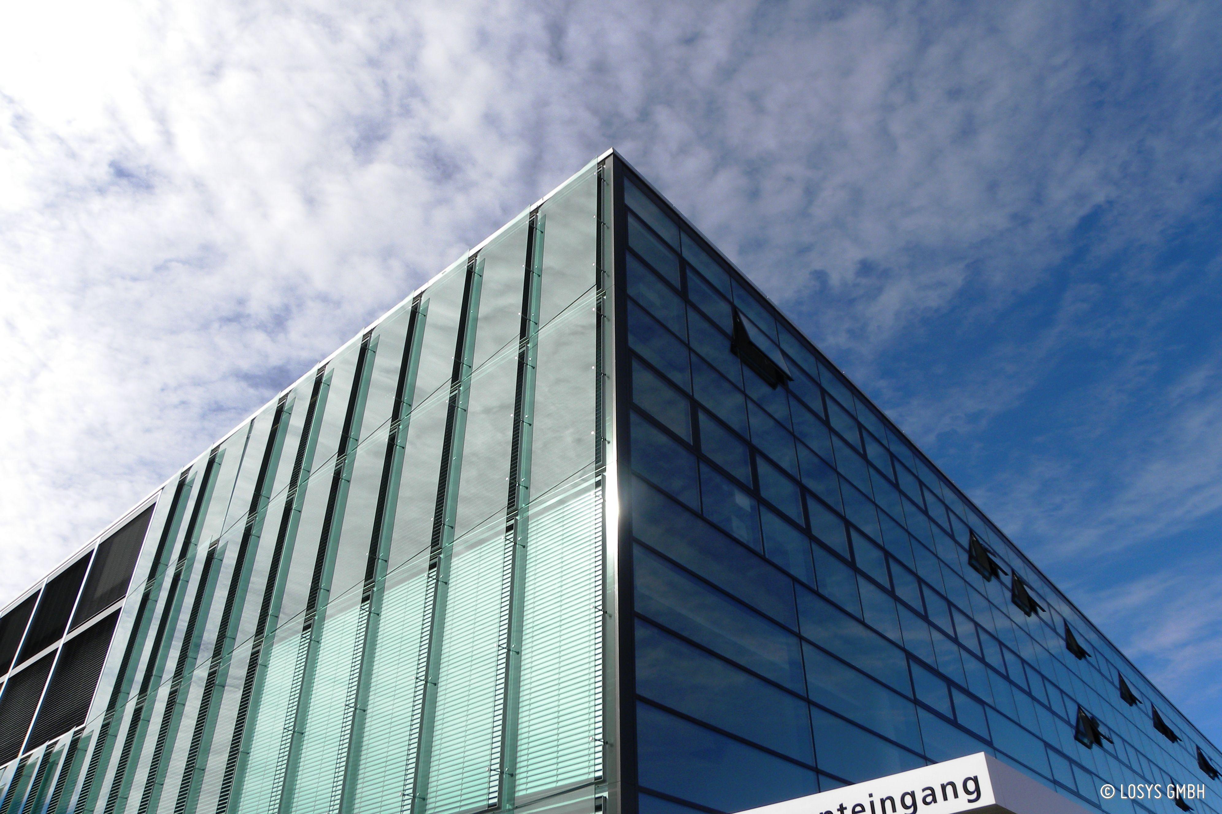 Kantonsspital Zug, Neubau 2. Etappe