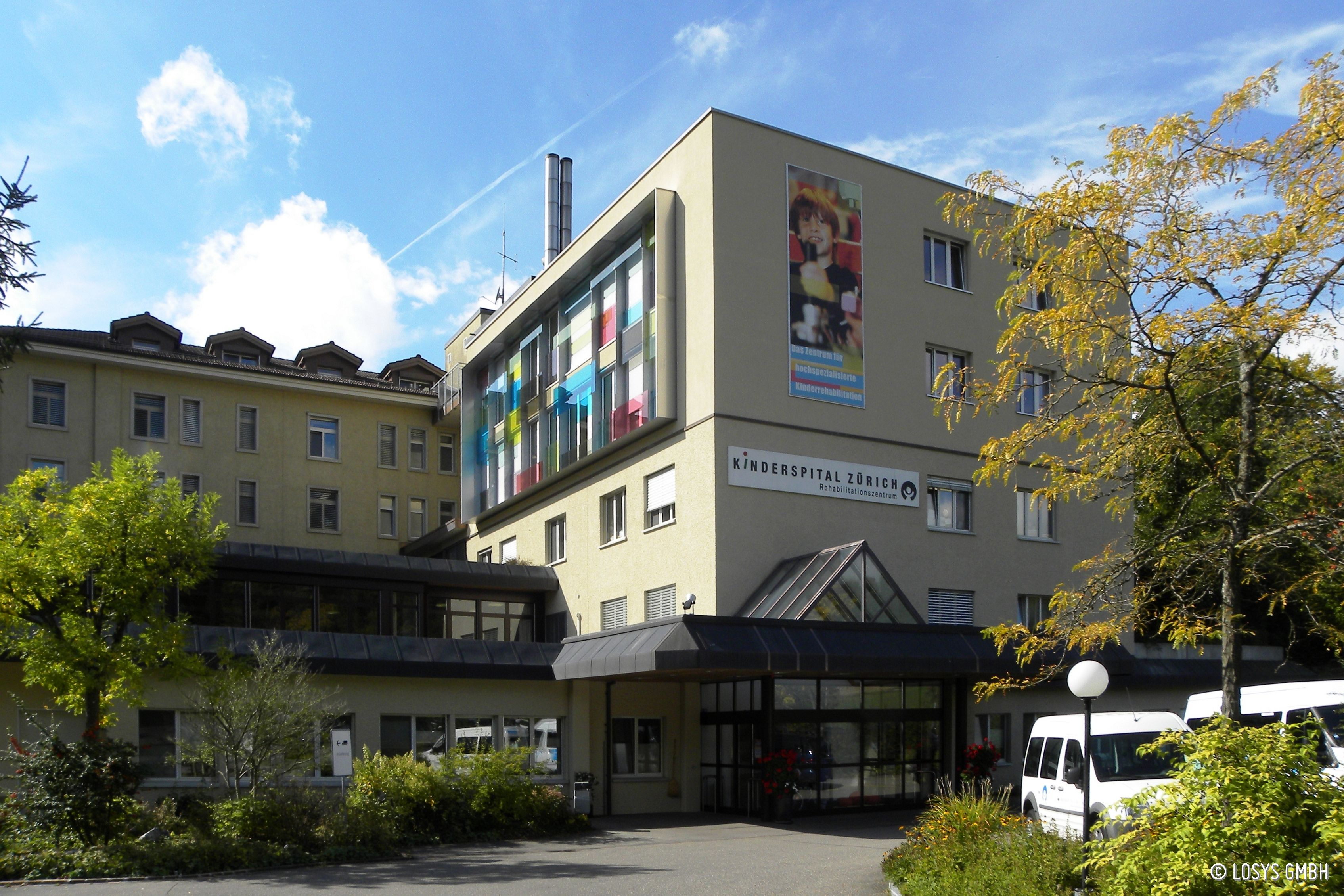 Kinderspital Zürich Rehabilitationszentrum