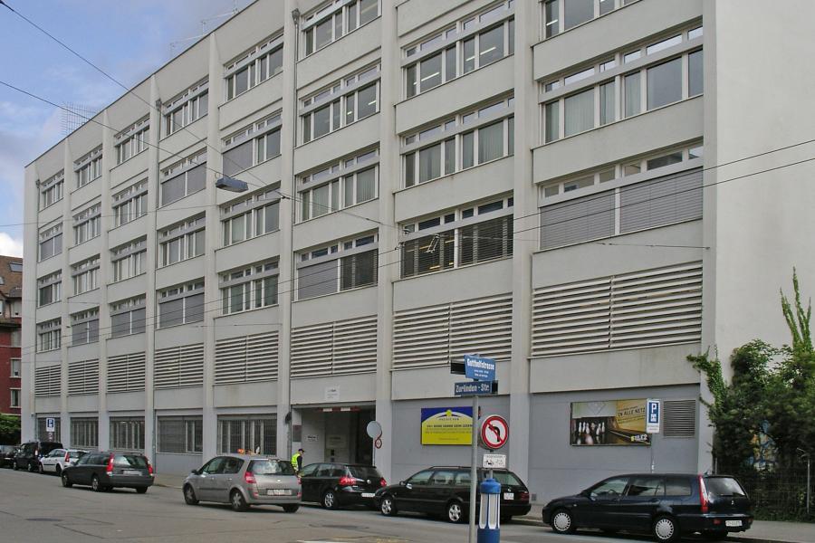 Umbau Produktionsgebäude Orell Füssli Sicherheitsdruck AG
