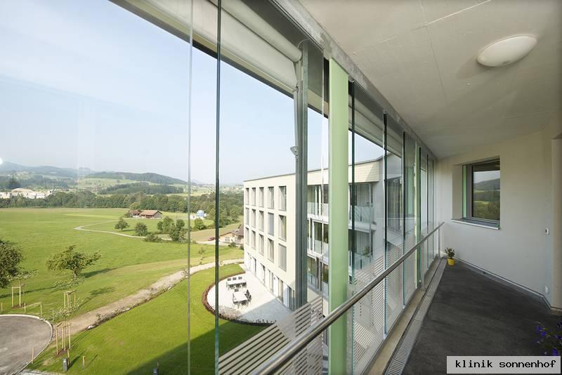 Neubau Klinik Sonnenhof
