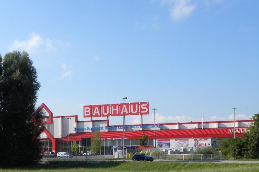 Fachmarkt Bauhaus Schlieren