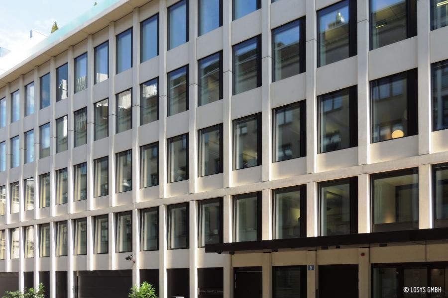 Neubau Bank Leumi