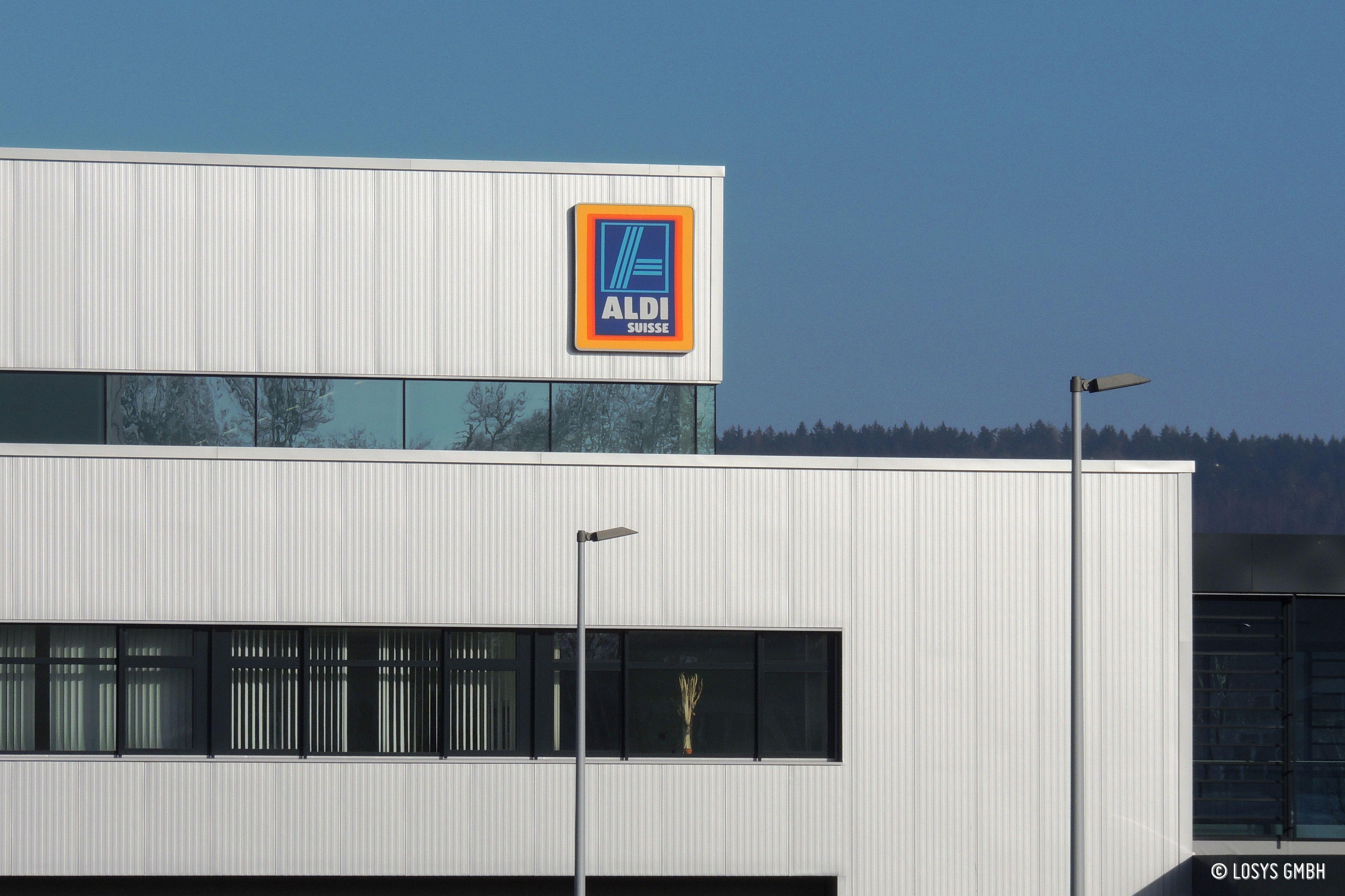 Aldi Suisse AG, Hauptsitz & Verteilzentrum