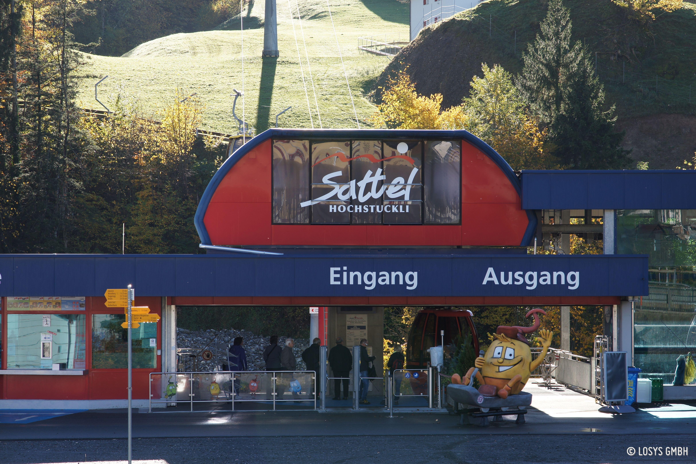 Bergbahn Sattel Hochstuckli