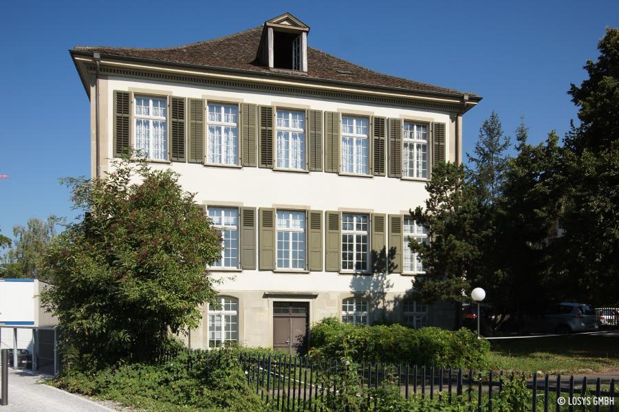 STF-Schweizerische Textilfachschule
