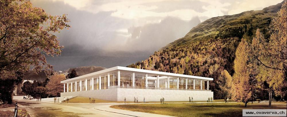 Hallenbad, Spa & Sportzentrum St. Moritz