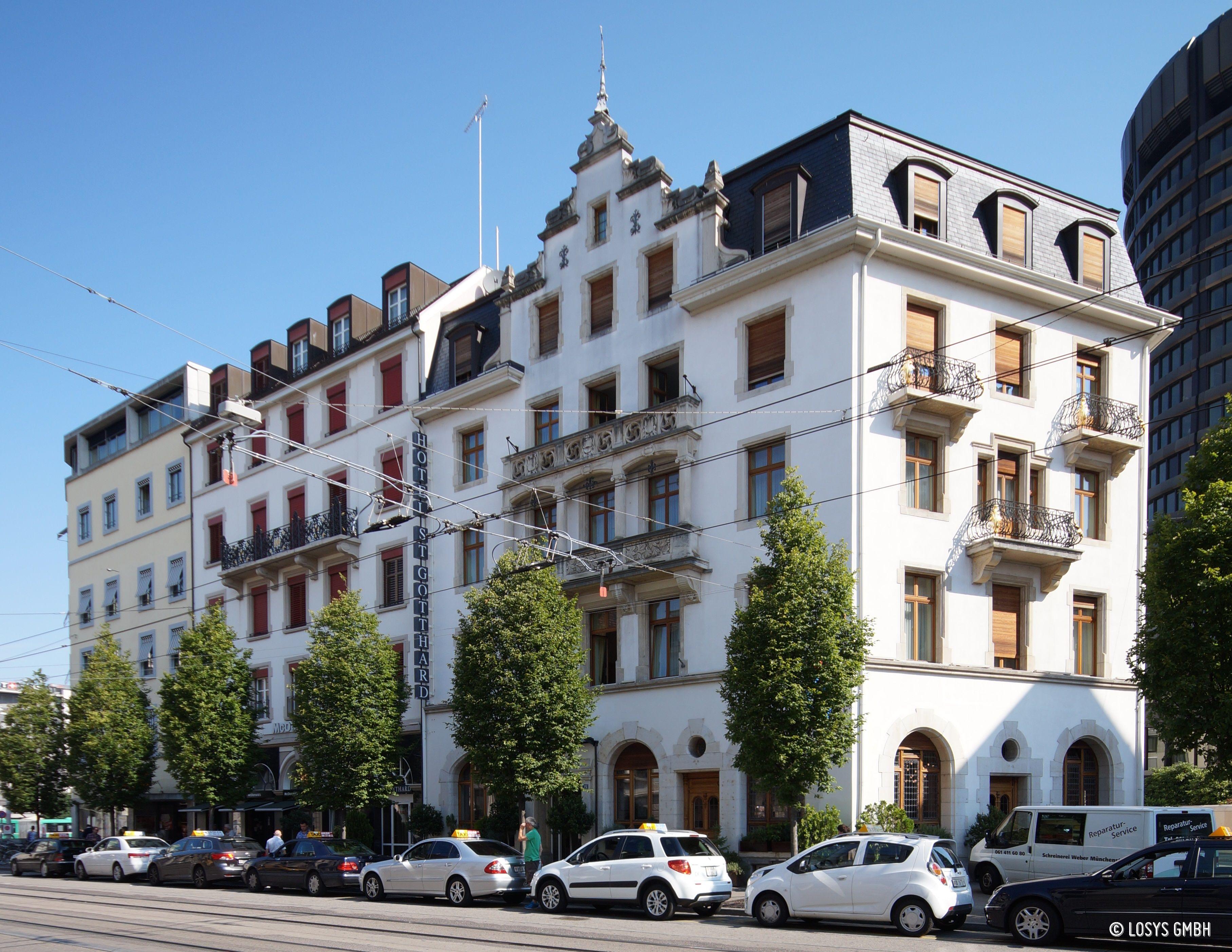 Hotel St. Gotthard Basel