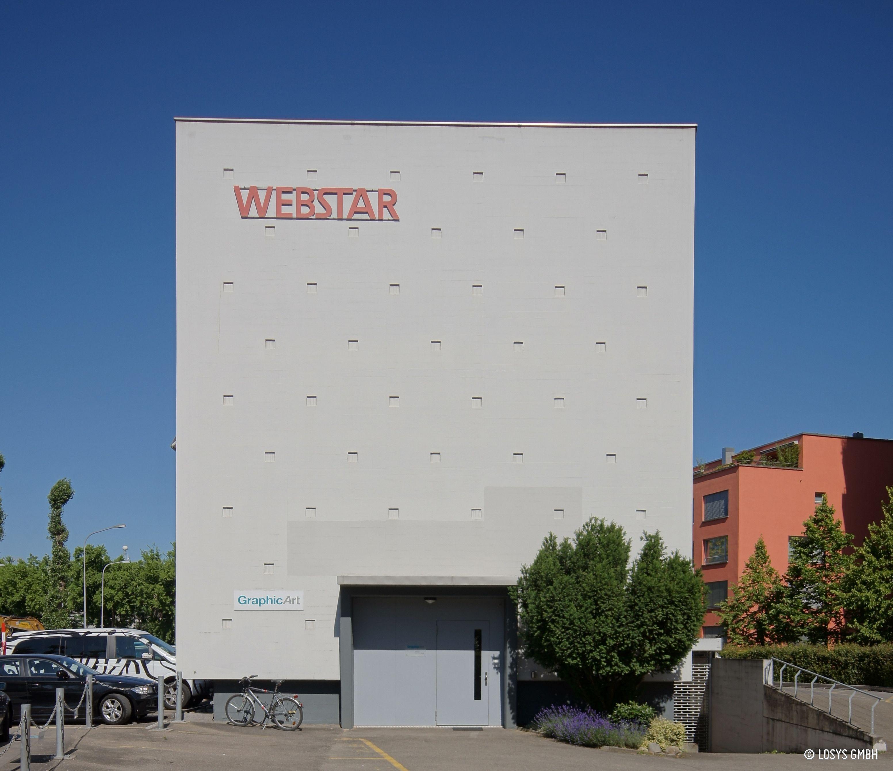 E. Weber & Cie AG Zürich