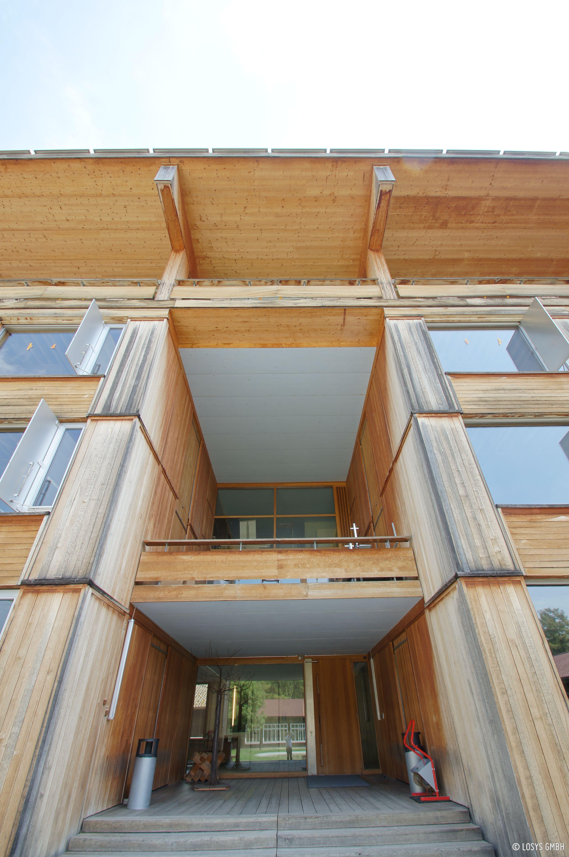 Berner Fachhochschule Architektur, Holz und Bau