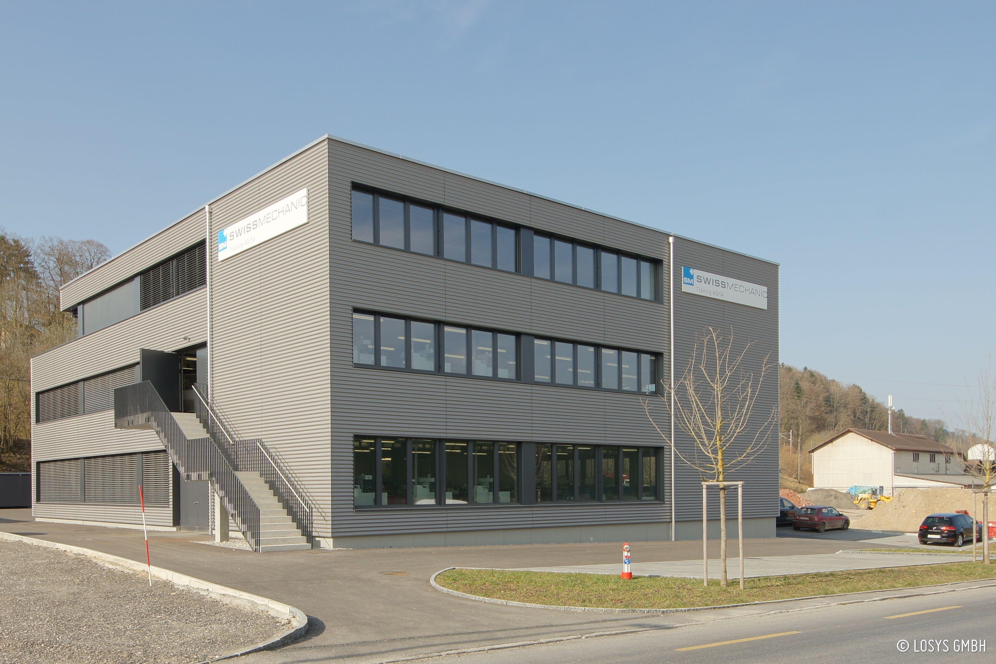 Ausbildungszentrum Swissmechanic