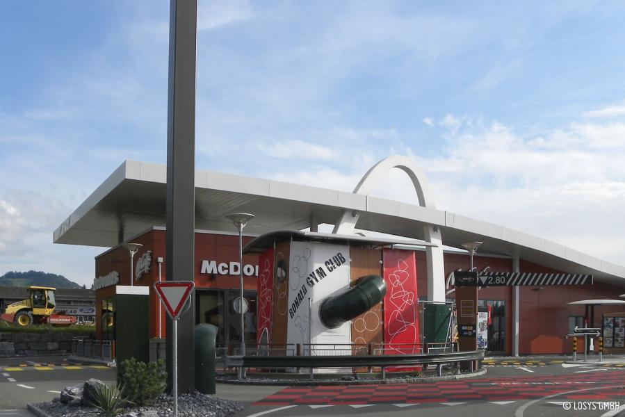 McDonalds (diverse Standorte Schweiz)