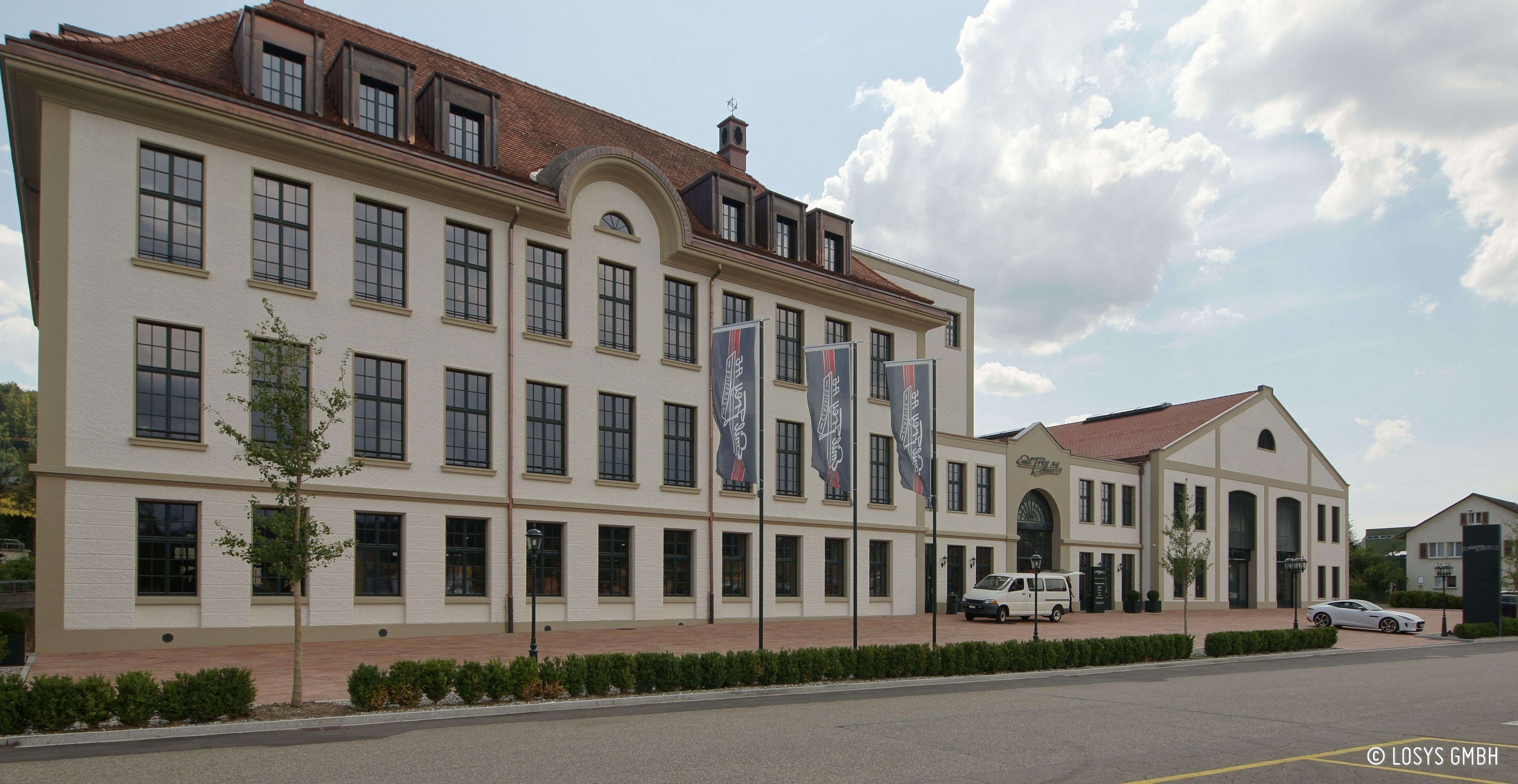 Oldtimer-Museum der Emil Frey Classics AG