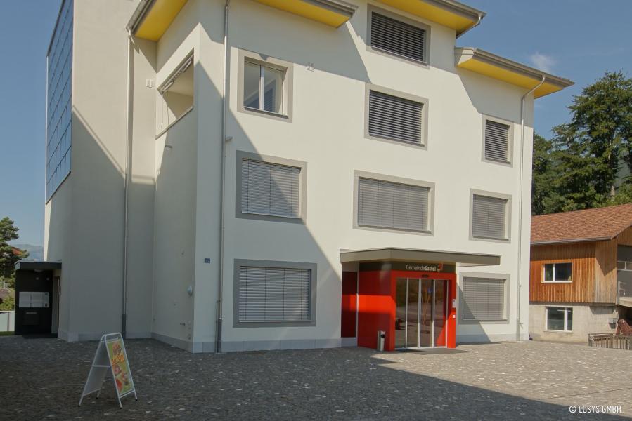 Gemeindehaus Sattel