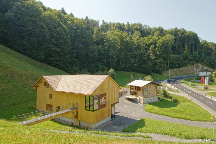 Informationszentrum Morgarten