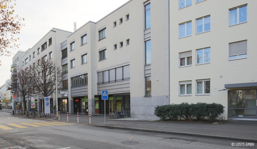 Wohn- und Geschäftshaus Hammer Shop In