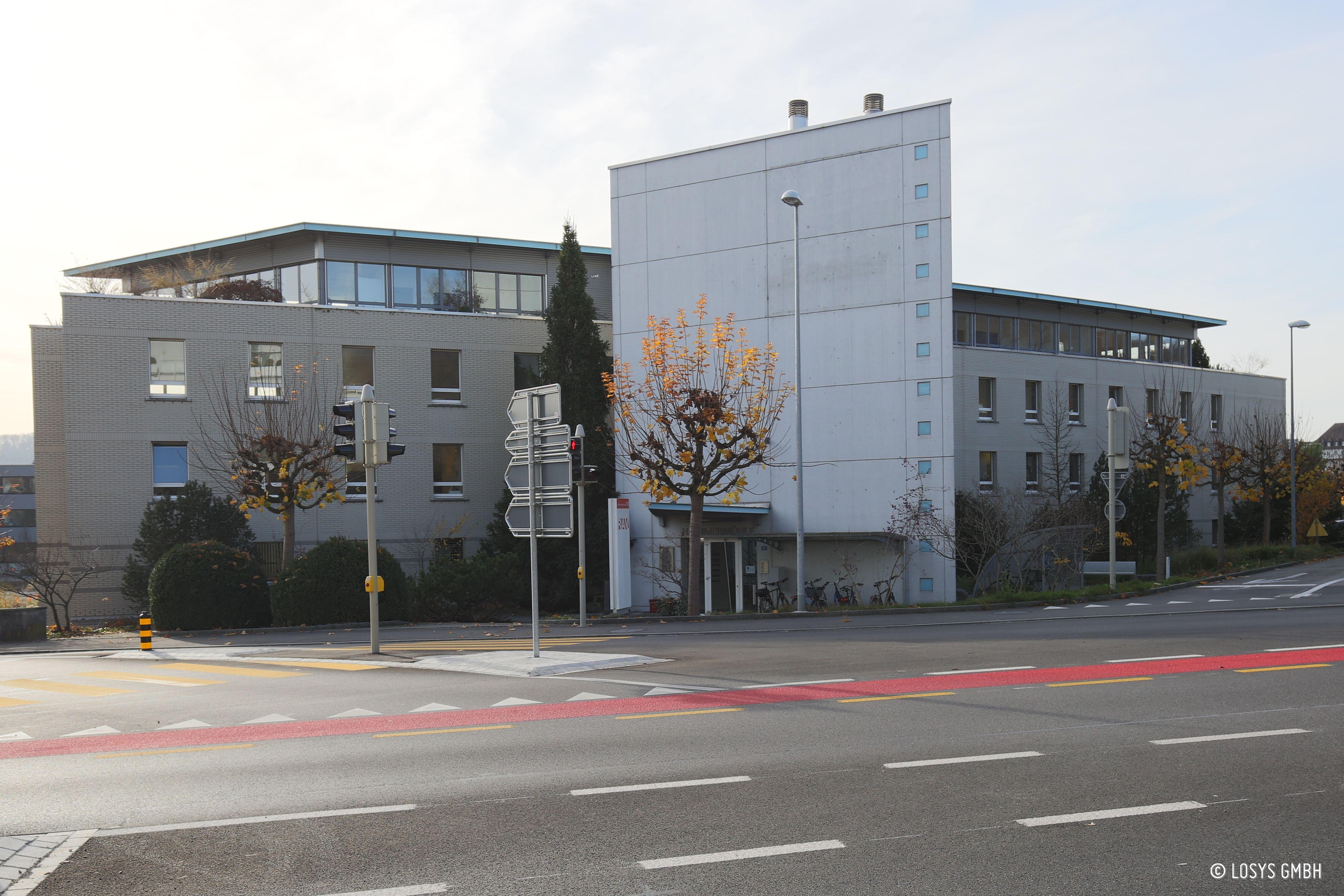 Geschäftshaus Hammermühle