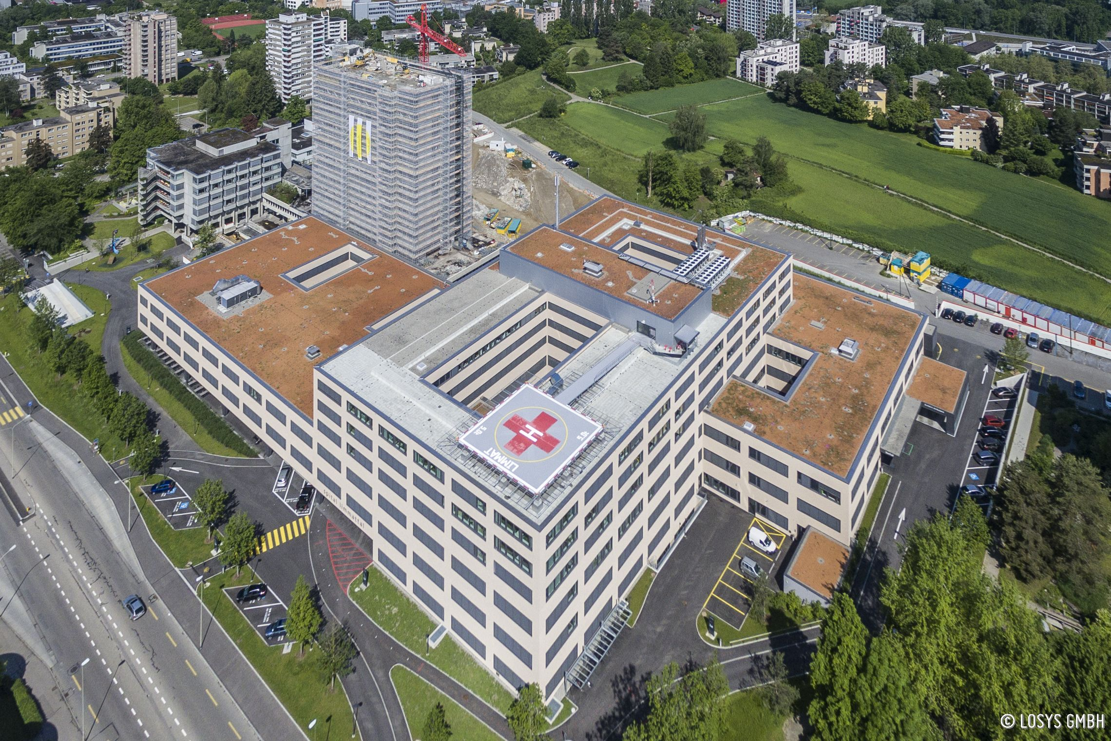 LimmiViva Spital Limmattal