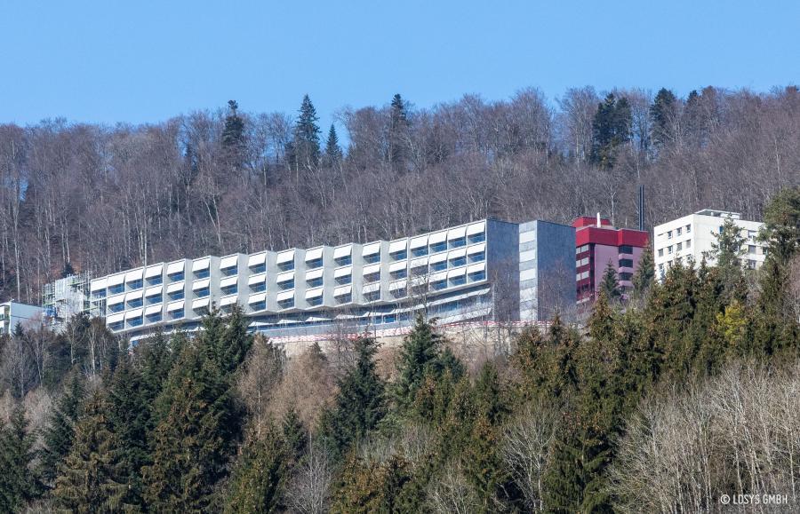 aa6d50f1166528 Klinik Barmelweid Neubau Gebäude Oscar ...