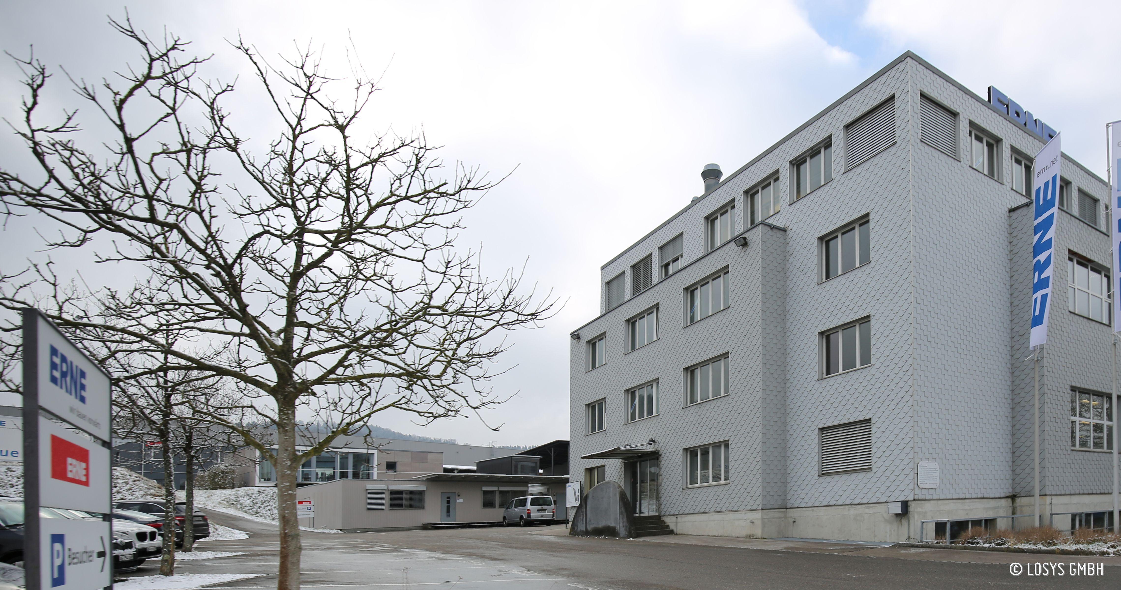 ERNE AG Holzbau