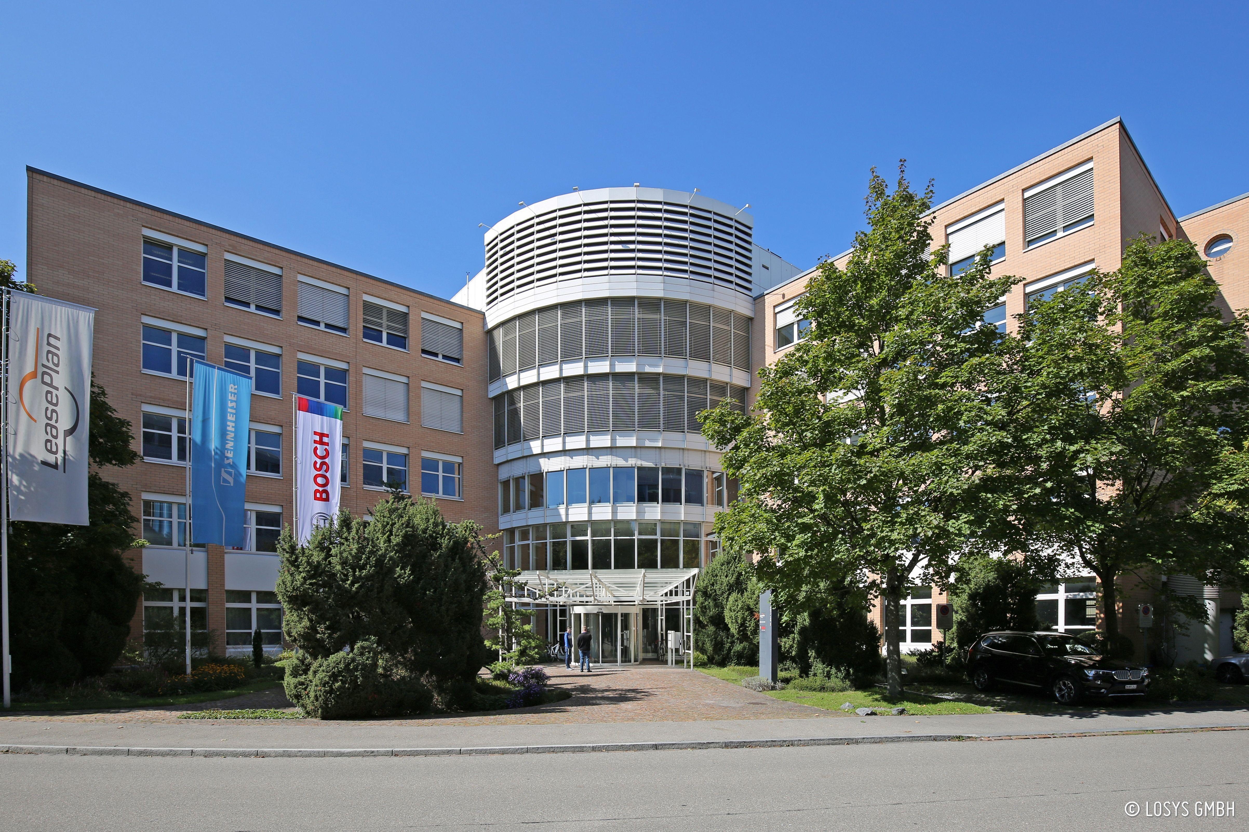 Geschäftshaus Luberzen