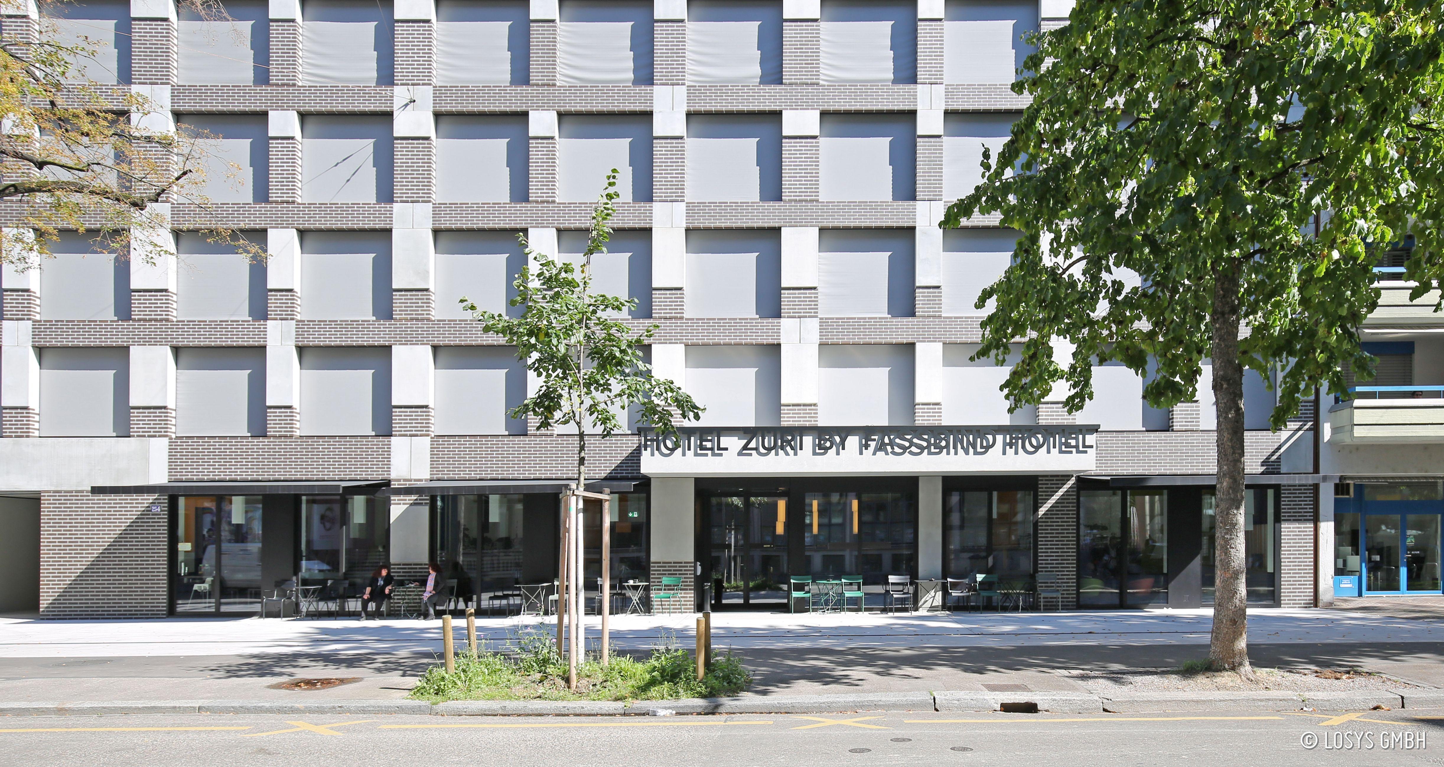 Hotel Züri by Fassbind