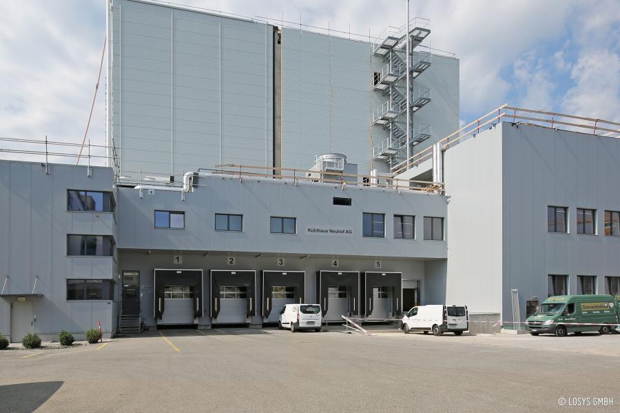 Kühlhaus Neuhof AG Gossau SG